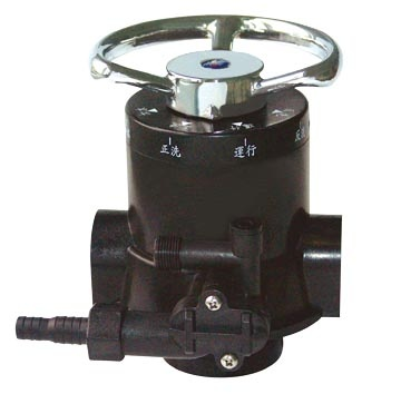 Manual Soften Valve