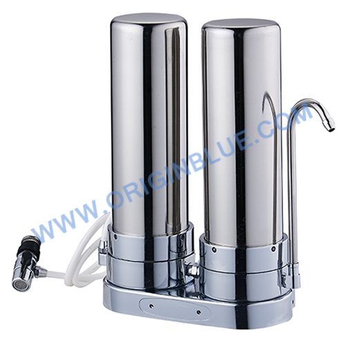 Double stage Water filter