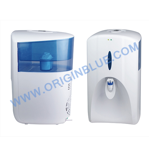 Water filter With Electricity cooling