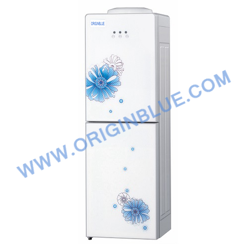 Water dispenser with Glass Door