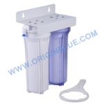2 stages Water filter