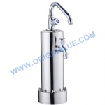 Double-tap stainless steel UF water purifier