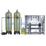 2000L/H Water Treatment Equipment