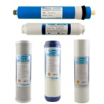 one set filter cartridge for home ro system